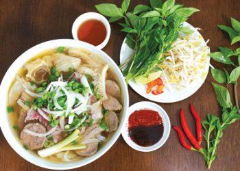 Cách nấu phở bò Nam Định 1