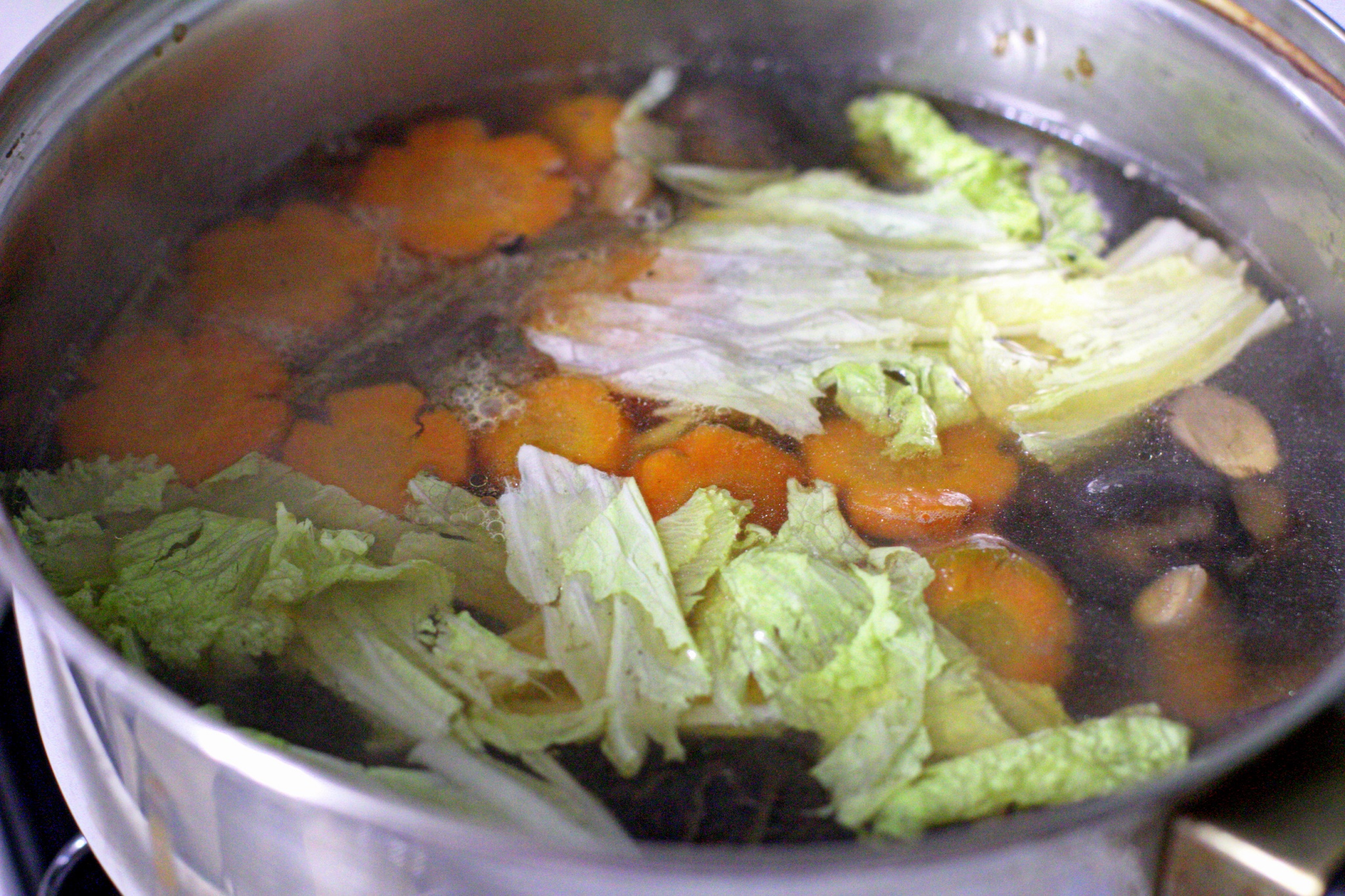 Cách nấu phở chay 4
