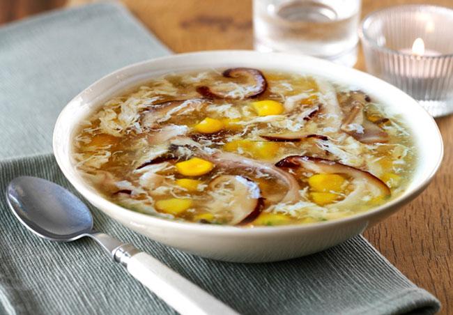 Cách nấu súp gà 4