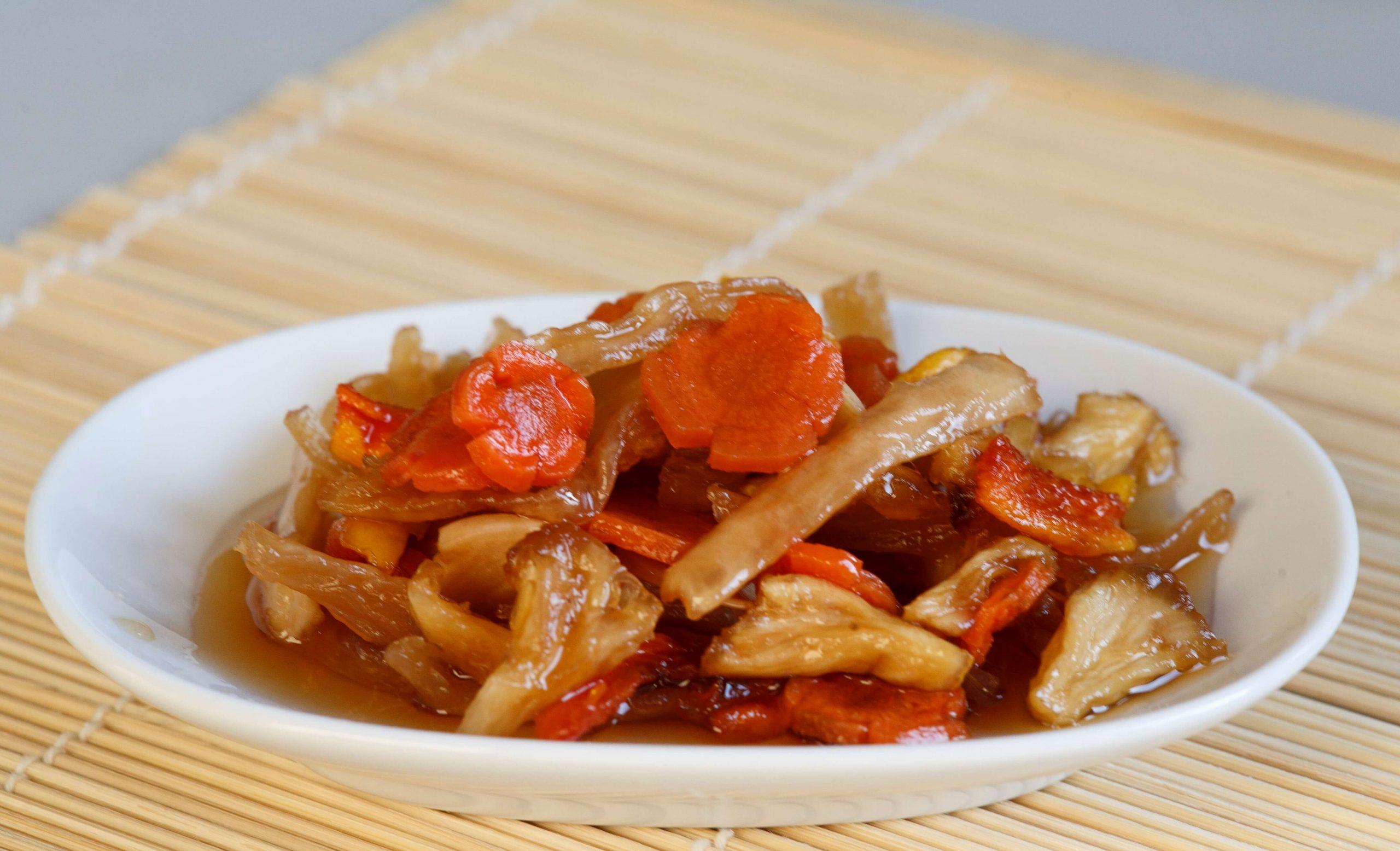 Củ cải đỏ nấu món gì 10