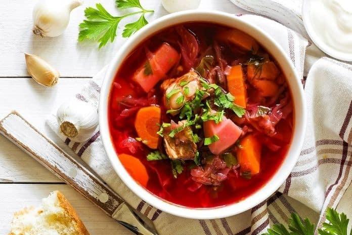 Củ cải đỏ nấu món gì 3
