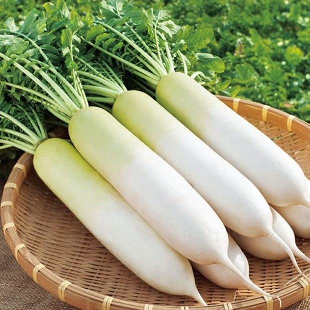 củ cải trắng làm món gì ngon 21