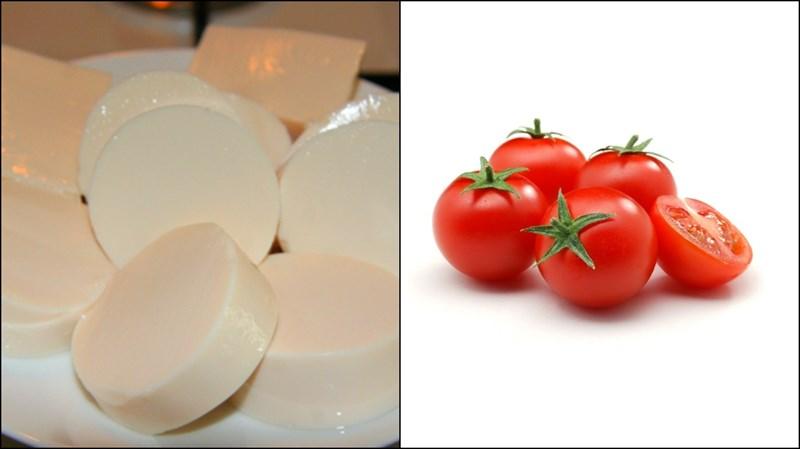 Đậu hũ non sốt cà chua 2
