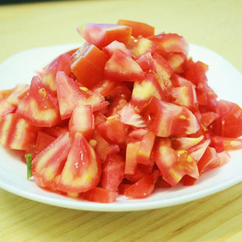Đậu hũ non sốt cà chua 3