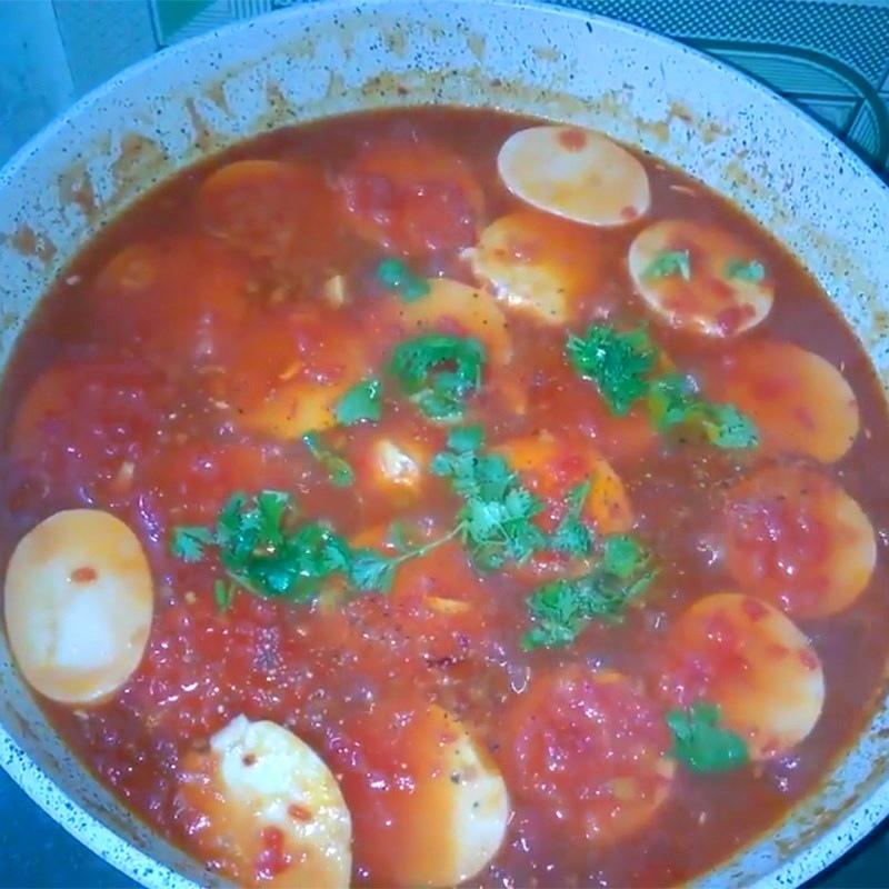 Đậu hũ non sốt cà chua 7