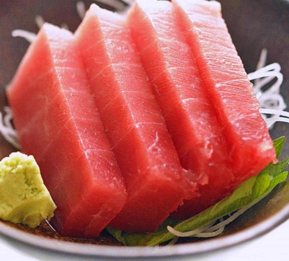 Giá cá ngừ đại dương 2