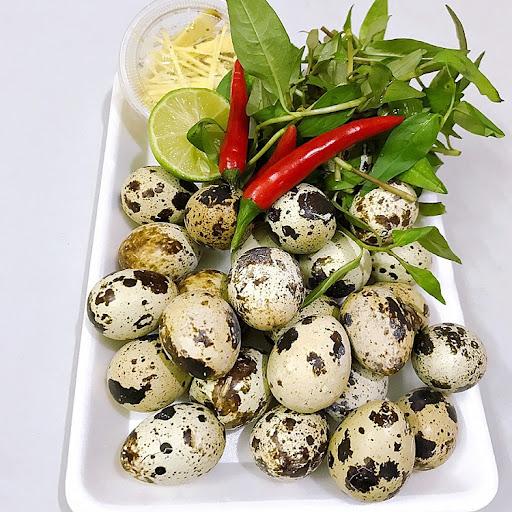 Luộc trứng cút lộn 3