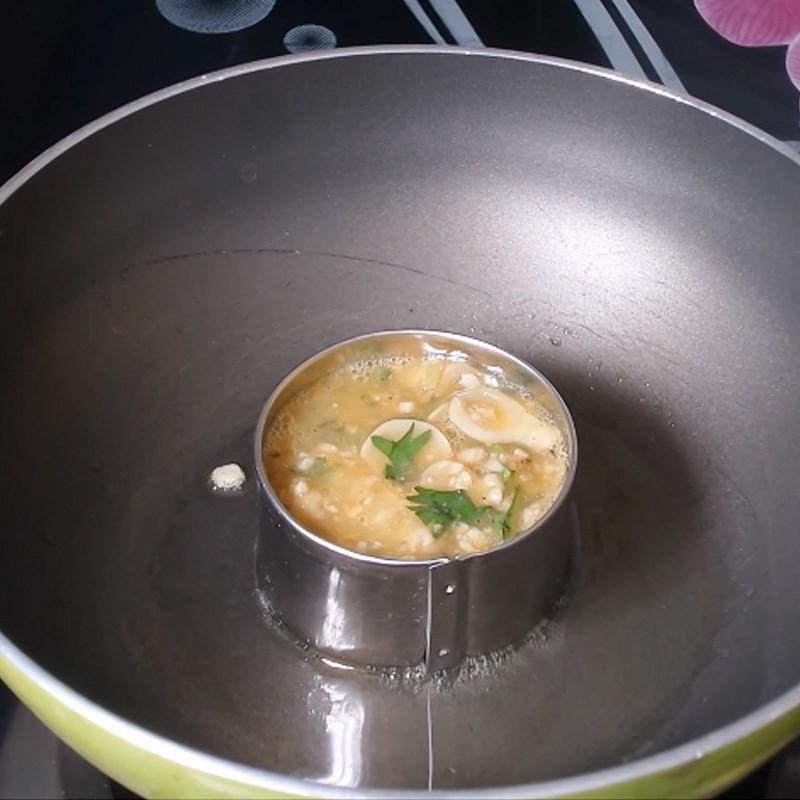 Trứng chiên nấm 6