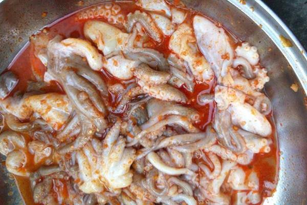 Cách làm bạch tuộc nướng 2