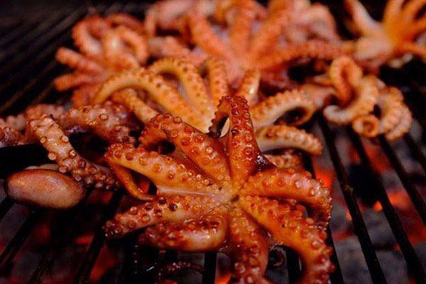 Cách làm bạch tuộc nướng 4