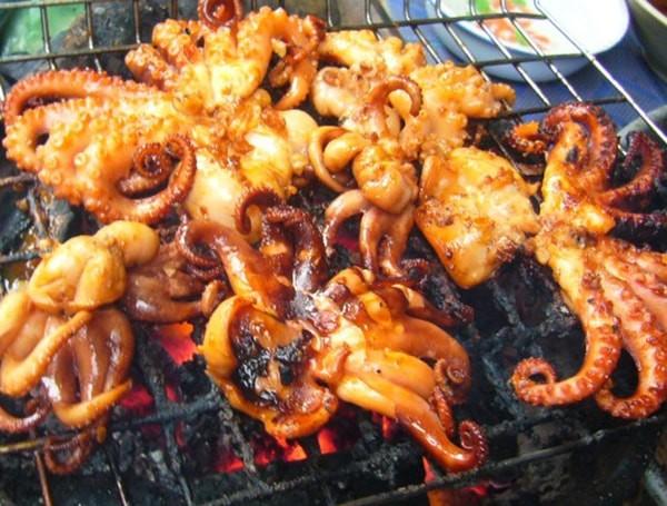 Cách làm bạch tuộc nướng 6