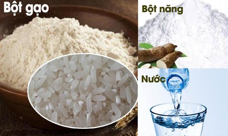 Cách làm bánh canh bột gạo 2