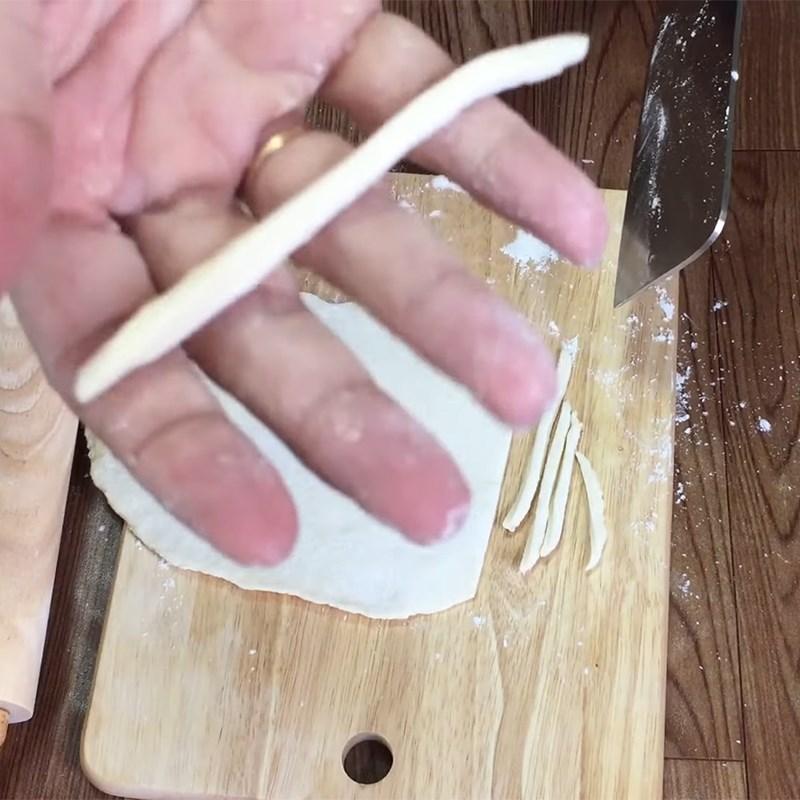 Cách làm bánh canh bột mì 11
