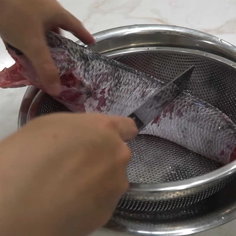 Cách làm bánh canh cá lóc 3