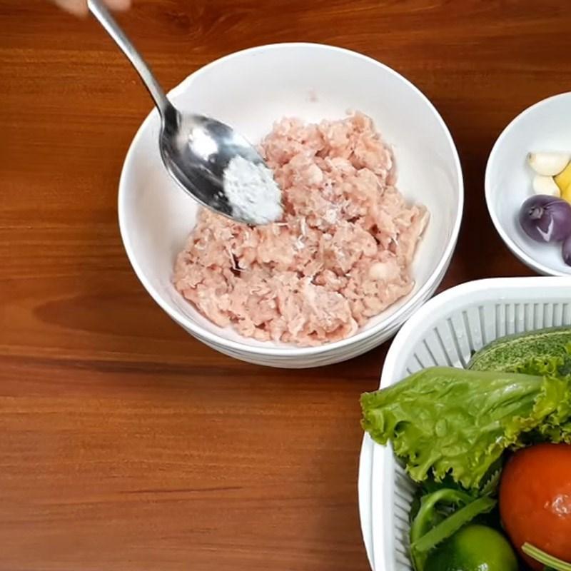 Cách làm miến trộn chua ngọt 3