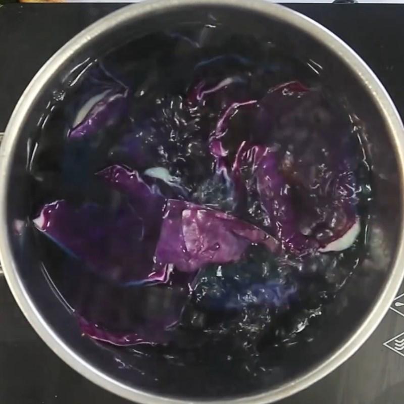 Cách làm miến trộn hải sản 9