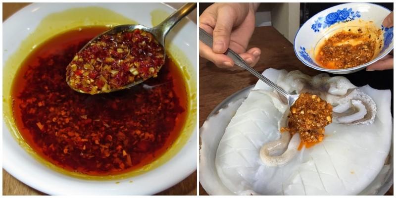 Cách làm mực nướng 4