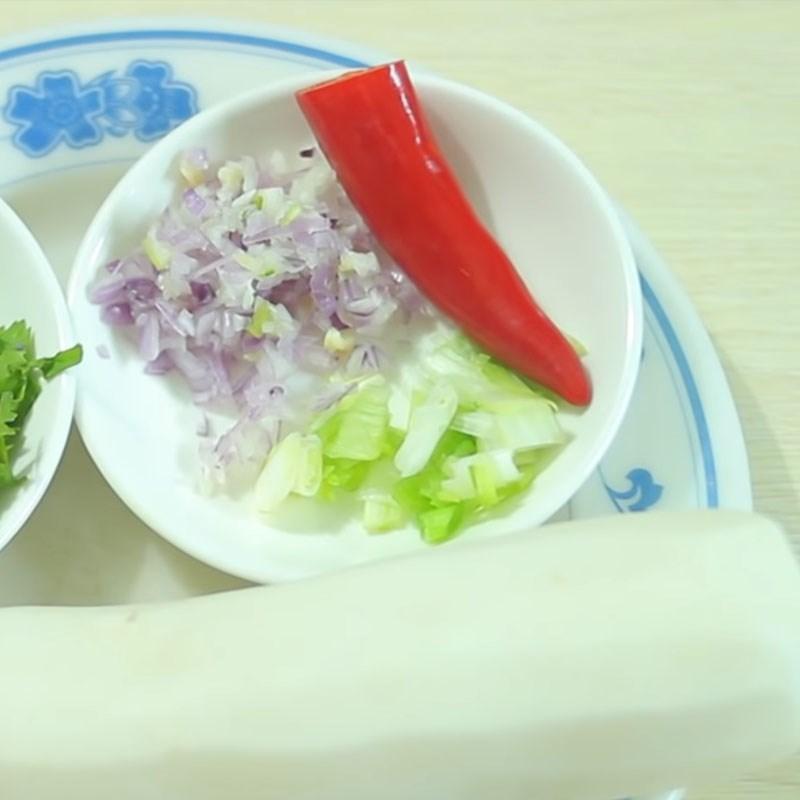 cách làm sườn kho củ cải cay 3