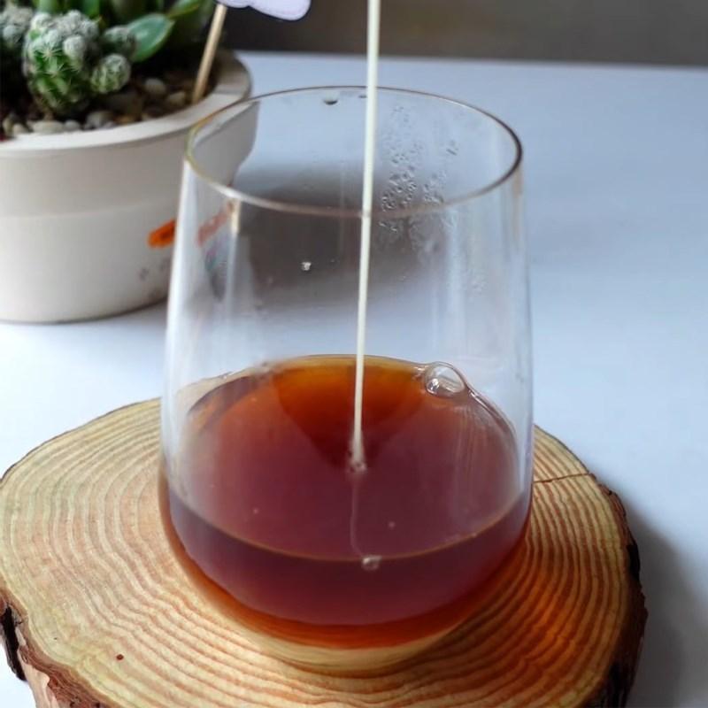 Cách làm trà sữa hoa đậu biếc 5