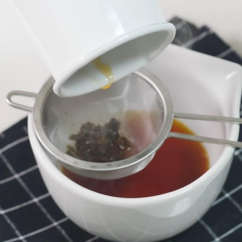 Cách làm trà sữa socola 4
