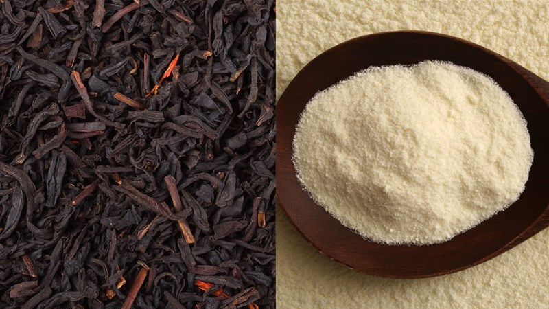 Cách làm trà sữa trân châu đường đen 3