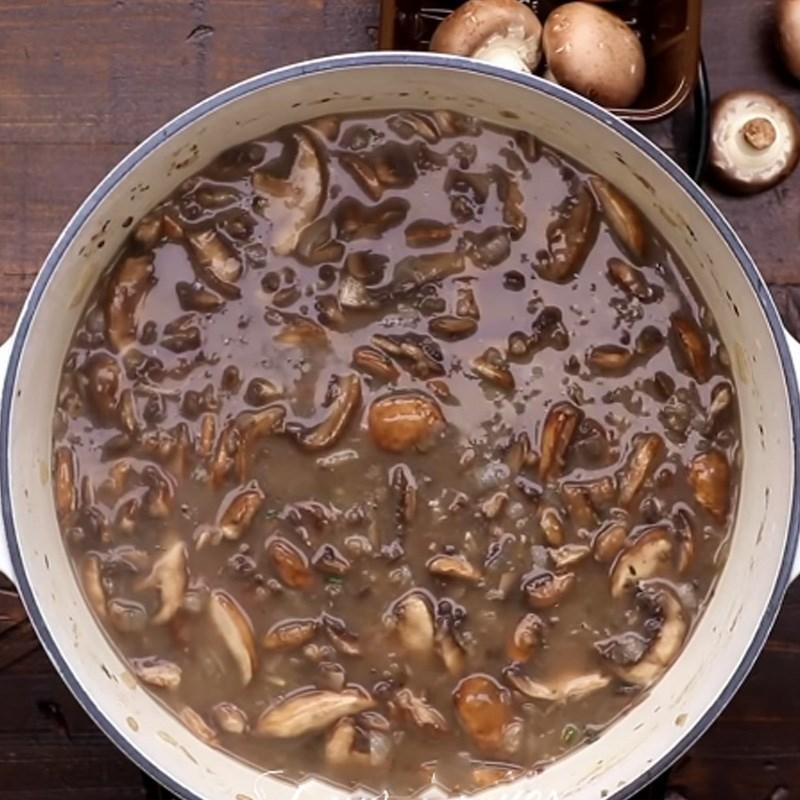 cách nấu súp nấm kem truyền thống 5