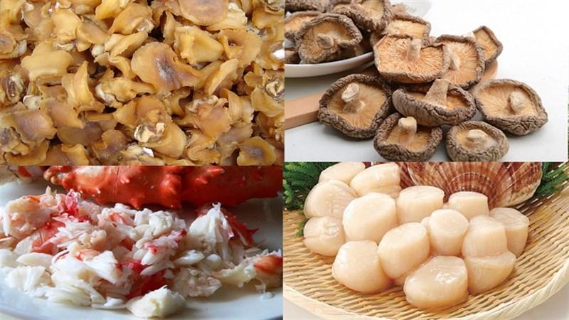 cách nấu súp bào ngư nấm hương khô 1