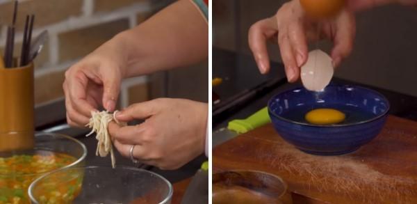 cách nấu súp bào ngư cua 7