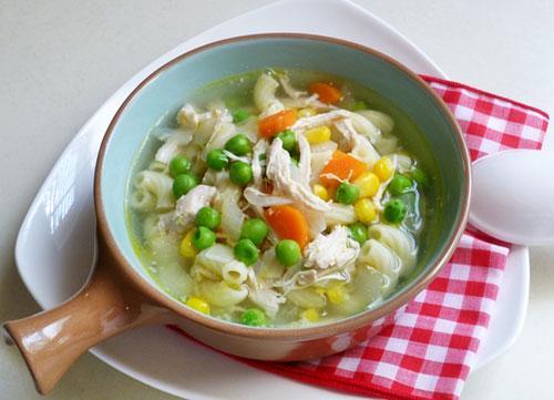cách nấu súp hải sản thập cẩm 3