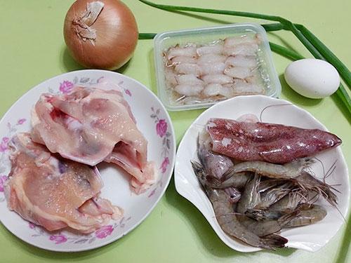 cách nấu súp hải sản 2