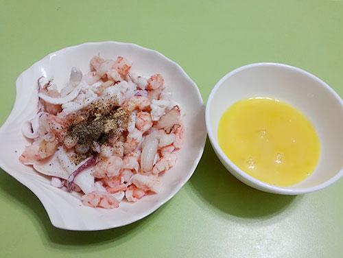 cách nấu súp hải sản 5