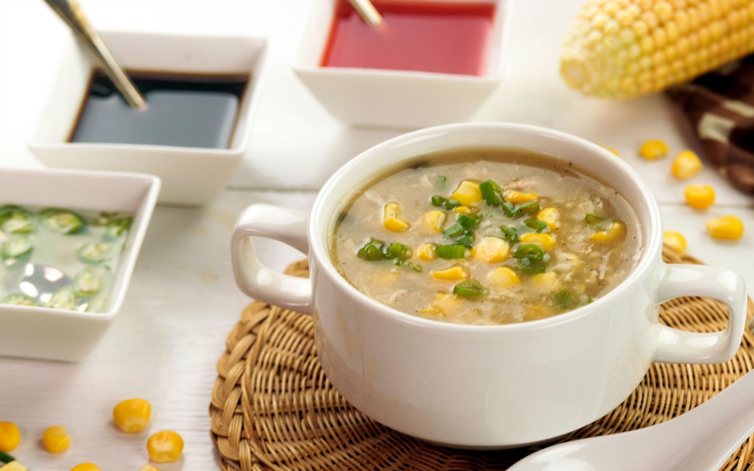 cách nấu súp rau củ 1