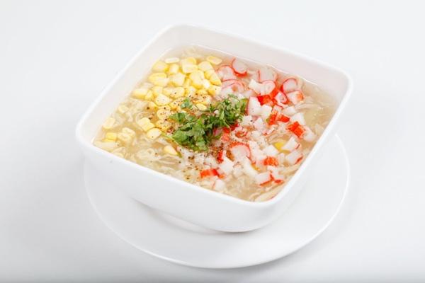 cách nấu súp tôm 1