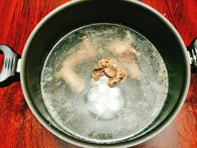 cách nấu súp tôm ngô ngọt 2
