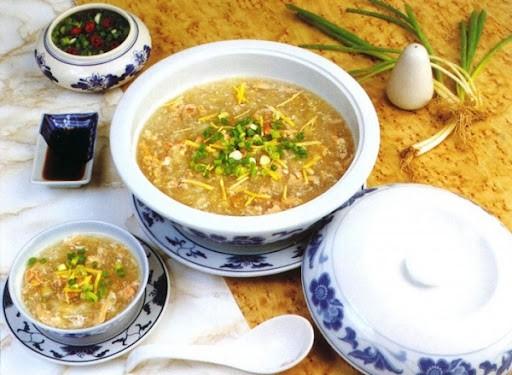 cách nấu súp yến gà 3