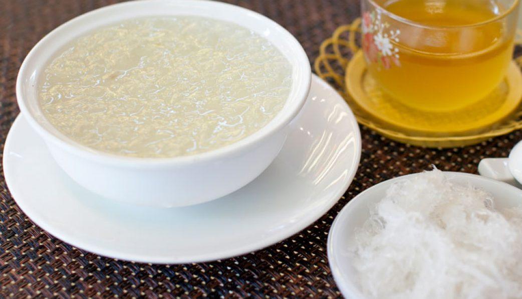 cách nấu súp yến cua 1